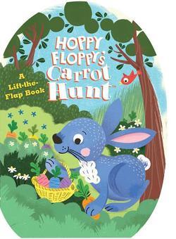 Hoppy Floppy's Carrot Hunt book
