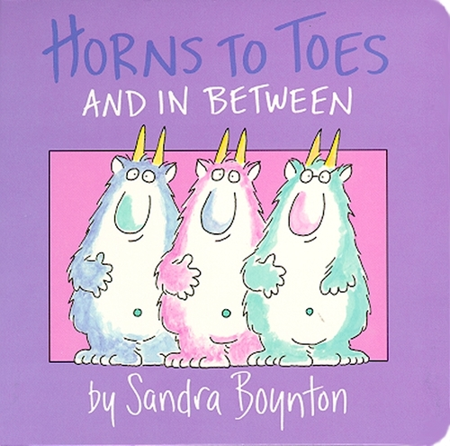 Horns To Toes book