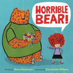 Horrible Bear! book