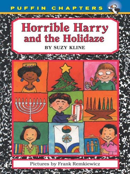 Horrible Harry and the Holidaze book