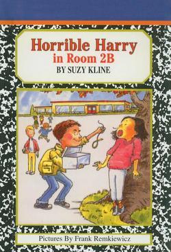 Horrible Harry in Room 2B book