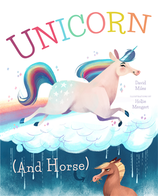 Horse and Unicorn Book
