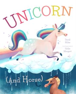 Horse and Unicorn book