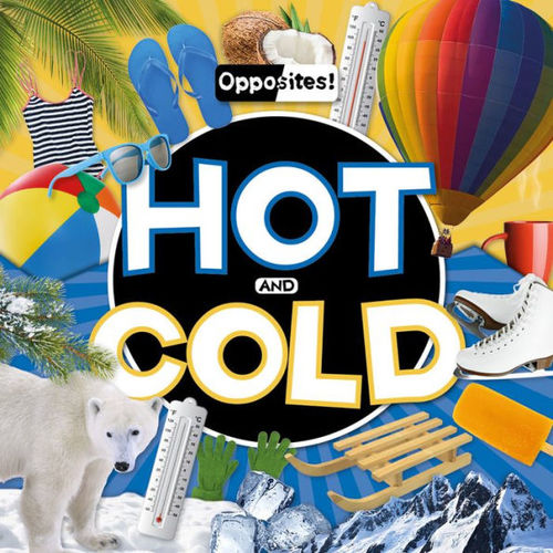 Hot and Cold book
