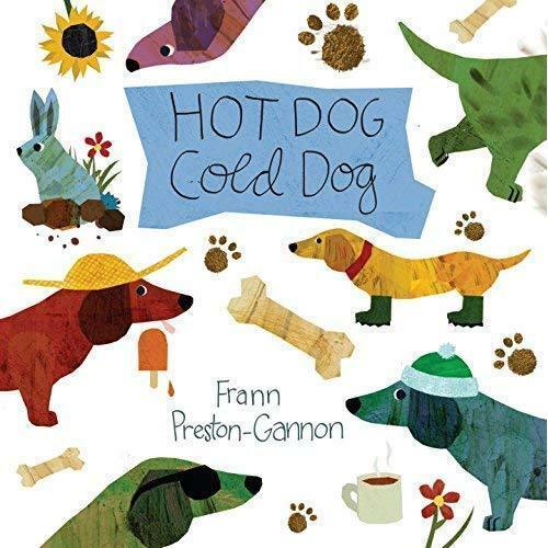 Hot Dog, Cold Dog book