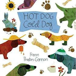 Hot Dog, Cold Dog book