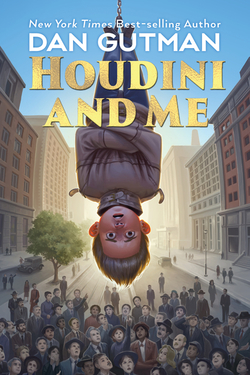 Houdini and Me book