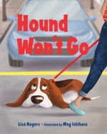 Hound Won't Go book