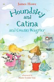 Houndsley and Catina and Cousin Wagster book