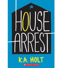 House Arrest Book