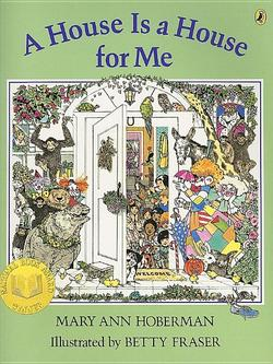 House Is a House for Me book
