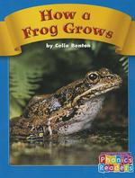 How a Frog Grows book