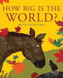 How Big Is the World? Book
