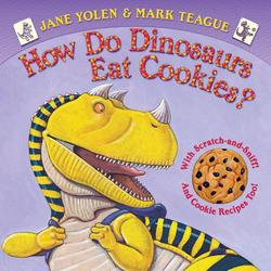How Do Dinosaurs Eat Cookies? book