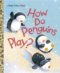 How Do Penguins Play? book