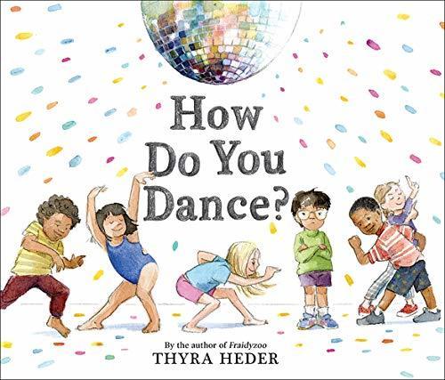 How Do You Dance? book