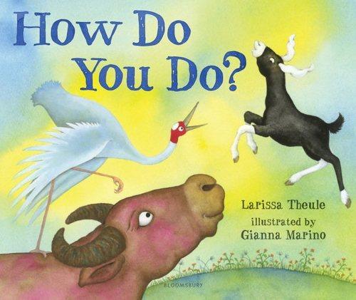 How Do You Do? book