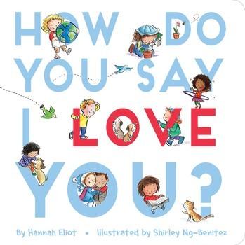 How Do You Say I Love You? book