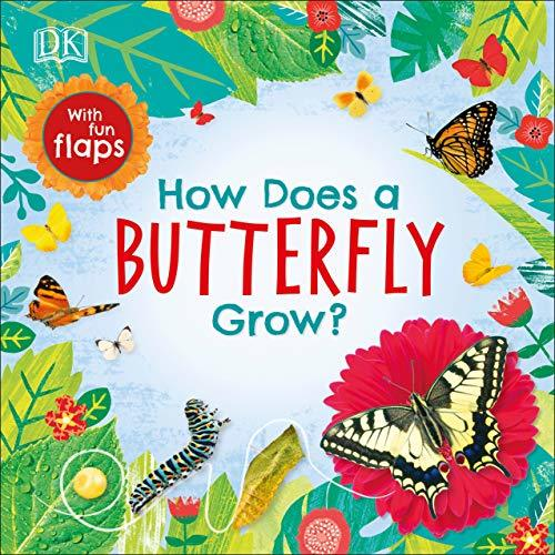 How Does a Butterfly Grow? book