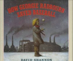 How Georgie Radbourn Saved Baseball book