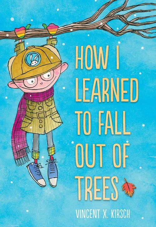 How I Learned to Fall Out of Trees book