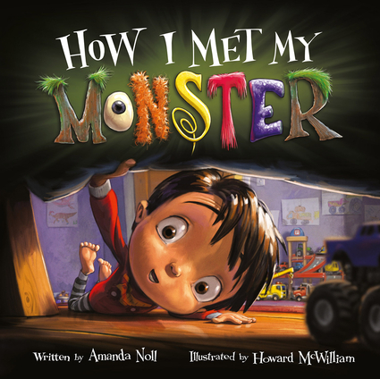 How I Met My Monster book