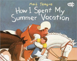 How I Spent My Summer Vacation Book
