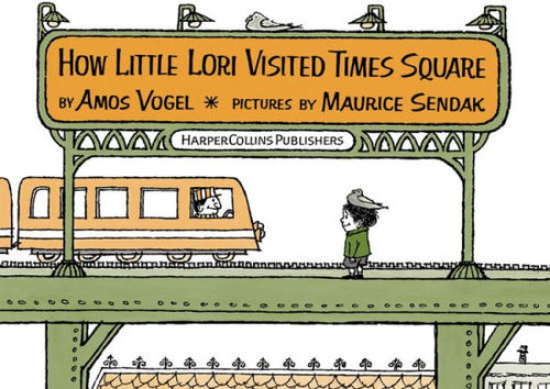 How Little Lori Visited Times Square book