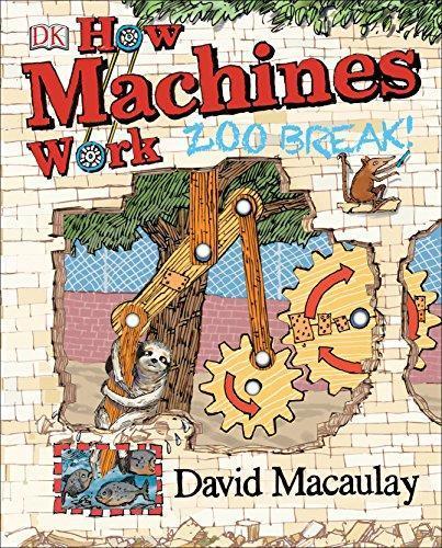 How Machines Work: Zoo Break! book