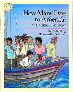 How Many Days to America? book