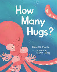 How Many Hugs? Book