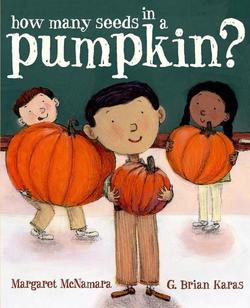 How Many Seeds in a Pumpkin? book