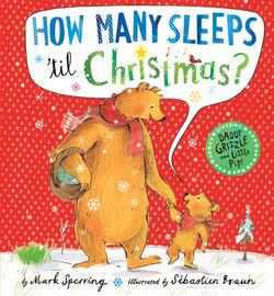How Many Sleeps 'Til Christmas? book