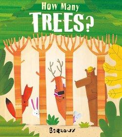 How Many Trees? book