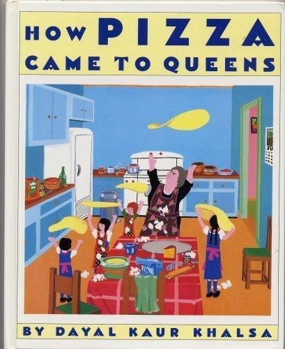 How Pizza Came to Queens book