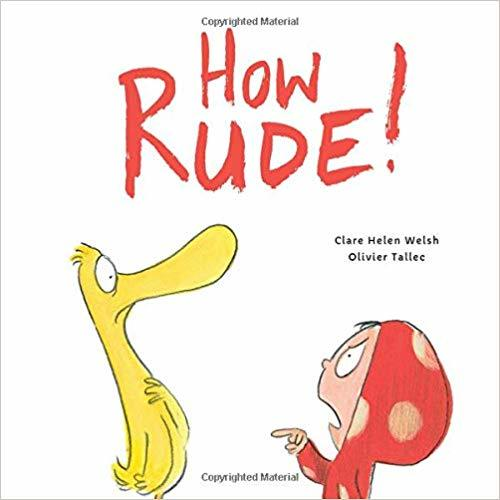 How Rude! book
