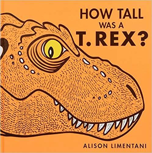 How Tall was a T-rex? book