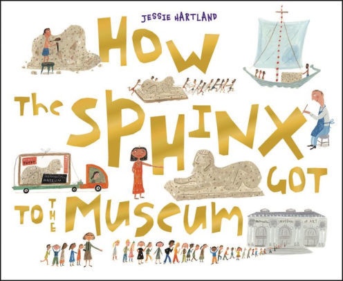 How the Sphinx Got to the Museum book