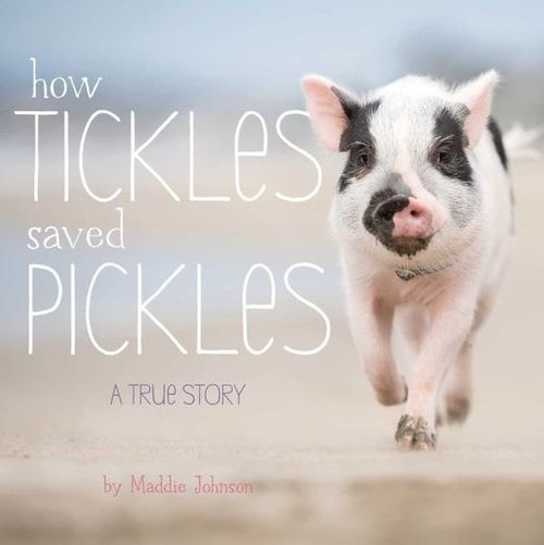 How Tickles Saved Pickles Book