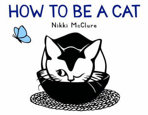 How to Be a Cat book