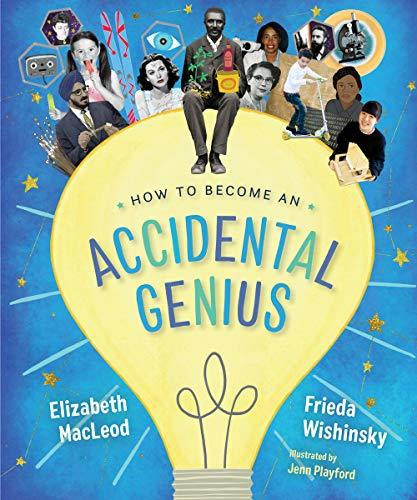 How to Become an Accidental Genius book