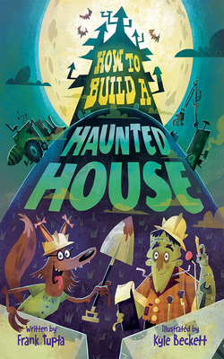 How to Build a Haunted House book