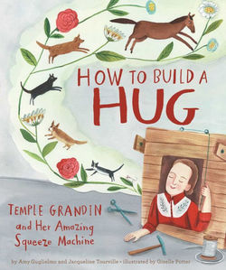 How to Build a Hug book