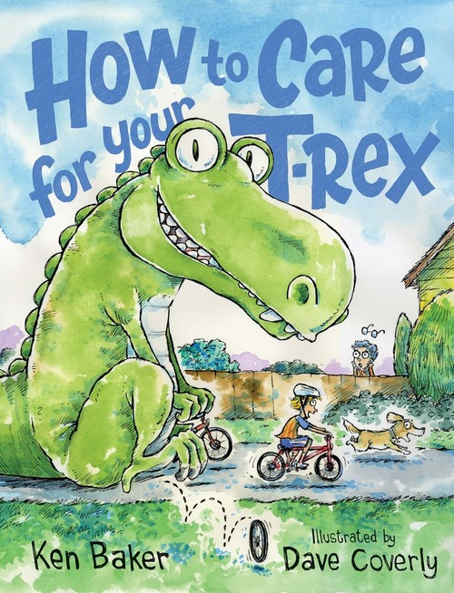 How to Care for Your T-Rex Book