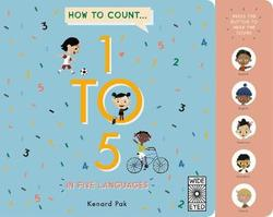 How to Count 1 to 5 in Five Languages book