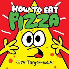 How to Eat Pizza book