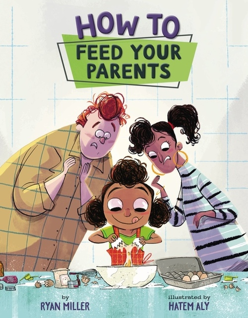 How to Feed Your Parents book