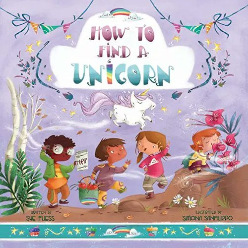 How to Find a Unicorn book