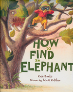 How to Find an Elephant book