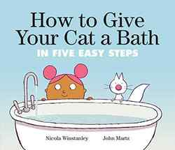 How to Give Your Cat a Bath book